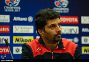 حسینی:امیدوارم بتوانیم فصل را خوب تمام کنیم