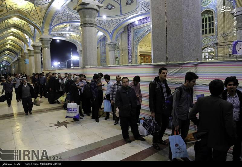 آغاز اعتکاف در مسجد جمکران