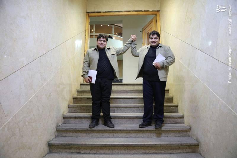 دوقلوهایی که برای ریاست جمهوری ثبت نام  کردند
