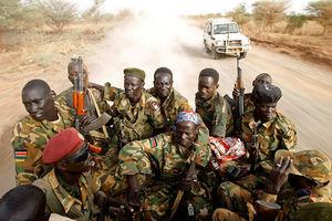 نظامیان سودانی