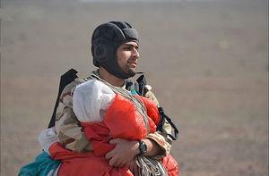 شهید مدافع حرمی که اولین نفر پرید! +فیلم