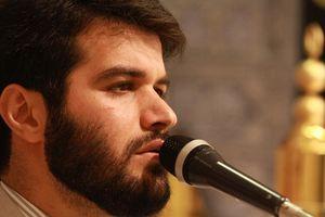 مداحی حاج میثم مطیعی در راهپمایی 22 بهمن 1395 + متن شعر