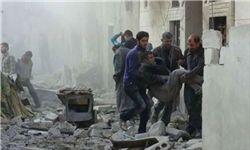 وقوع انفجار در یک انبار حامل مواد شیمیایی داعش در دیرالزور سوریه؛ صدها غیر نظامی جان باختند