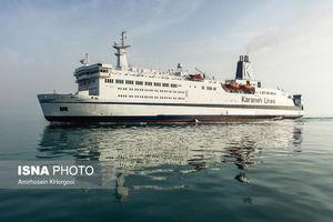 فیلم/ تصادف دو کشتی در بندر ونیز