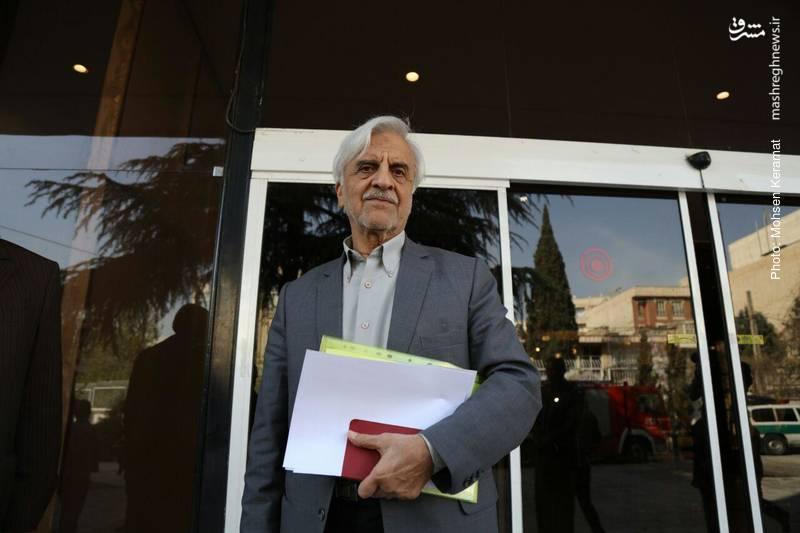 ثبت نام هاشمی طبا در انتخابات
