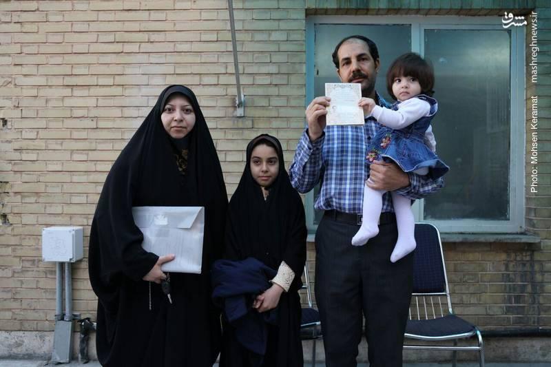 ثبت نام خانوادگی در انتخابات ریاست جمهوری