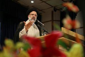 نشست خبری حجت السلام رئیسی