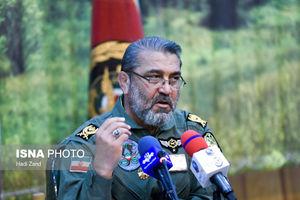 نشست خبری فرمانده هوانیروز ارتش