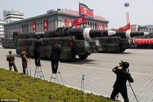 موشک بالستیک کره شمالی
