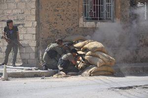 درگیری امرای جنگ «الباب» سوریه بر سر گندم