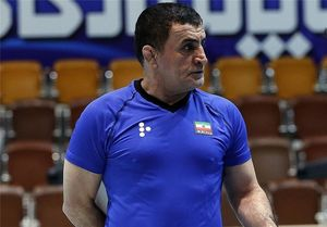 عکس/ عصبانیت محمد بنا در المپیک