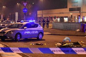 شورش و ناآرامی در برلین +عکس