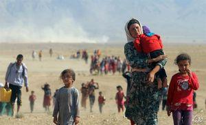 روسیه به کمک آوارگان فلسطینی آمد