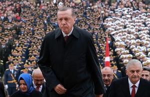 بیسابقهترین اختیارات برای رییسجمهور در همه پرسی ترکیه