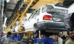 تولید خودروی سواری ۱۸.۹ درصد افزایش یافت