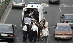 تصادف مرگبار در شهرک غرب