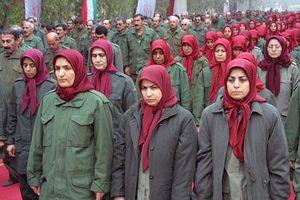 فیلم/مریم رجوی: همه زنها یک شوهر دارند و آن مسعود رجوی است