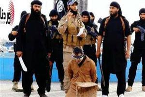 داعش ۱۷ غیرنظامی عراقی را سر برید