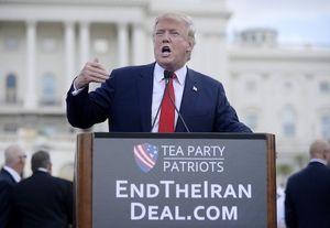 ترامپ انتخابات ایران