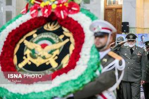 تجدید میثاق فرماندهان ارتش با آرمان های امام (ره)