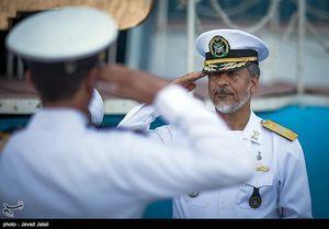 عکس/ اعزام ناوگروه اطلاعاتی نداجا به خلیج عدن