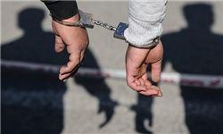 دستگیری 2 سارق جیببر مترو و بیآرتی+عکس