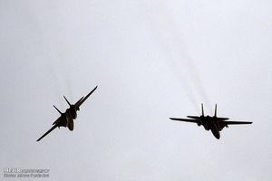 مانور هوایی روسیه و چین در اقیانوس آرام