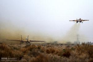 خاطره تلخ یک خلبان از شیرجه آتشین
