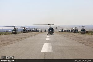 ماموریتهای «هوانیروز» در جنگ تحمیلی