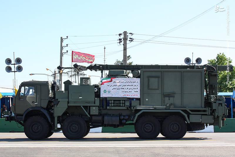 رله ارتباطی ویتاز سامانه پدافند هوایی اس 300