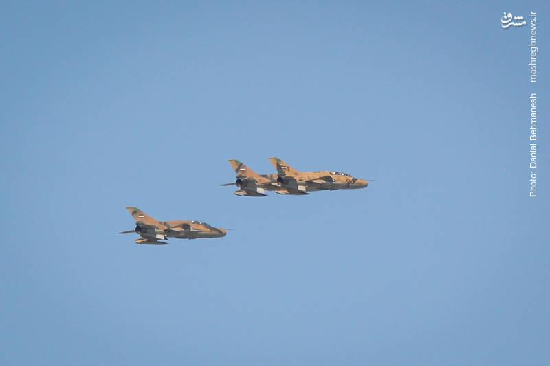 دسته سه فروندی جنگنده آموزشی/رزمی FT-7N ایرگارد