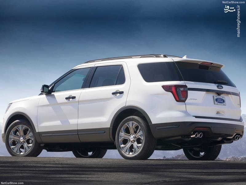 Ford Explorer Sport (2018)
