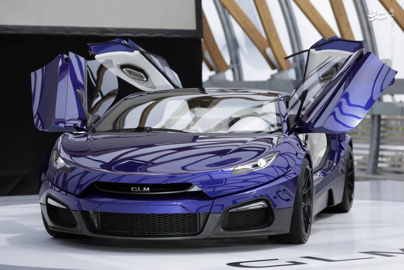 جدیدترین ماشین ساخت ژاپن