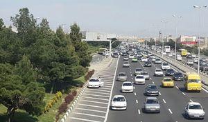 وضعیت ترافیکی استان مازندران چگونه است؟ +نقشه