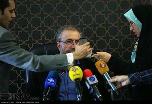 نشست خبری رئیس کمیته امنیت ستاد انتخابات کشور