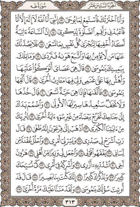 قرآن 313