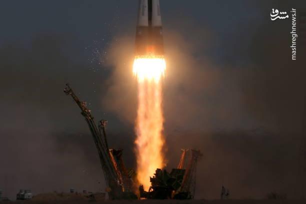 پرتاب موفق موشک سایوز