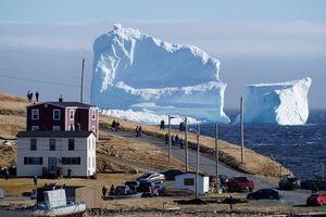 کوه یخ