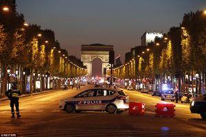 داعش - پاریس - تیراندازی