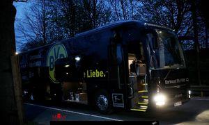 اتوبوس تیم فوتبال بوروسیا