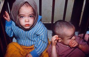 کشف ۱۰۰ کودک گرسنه و دچار سوء تغذیه در یک پرورشگاه+عکس