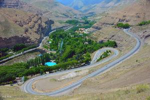 هراز، چالوس و منجیل رودبار پر ترافیک