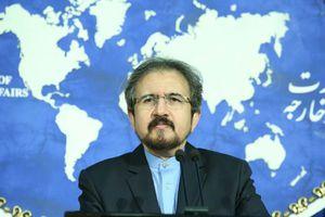 سخنگوی وزارت امور خارجه عملیات تروریستی شب گذشته در پاریس را محکوم کرد