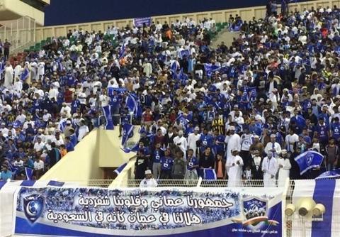۲۵ هزار هوادار الهلال در مسقط