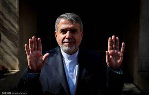 خداحافظی صالحی امیری در آخرین جلسه دولت