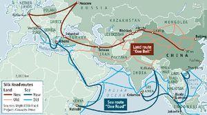 فیلم/ نقشه چین برای تسخیر جهان