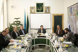 عکس/ کسانی که در کمیسیون بررسی تبلیغات انتخابات حضور دارند