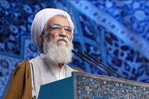 فیلم/ سخنان آیت الله موحدی کرمانی درباره پخش زنده مناظرهها