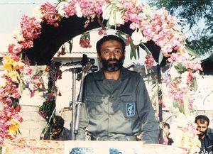شهید حاج حسین بصیر - مازندران