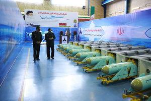 عکس/ تحویل انبوه موشک جدید کروز به سپاه